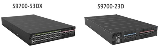 UfiSpace DDC Product S9700-53DX and S9700-23D